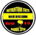 authentique frite belge